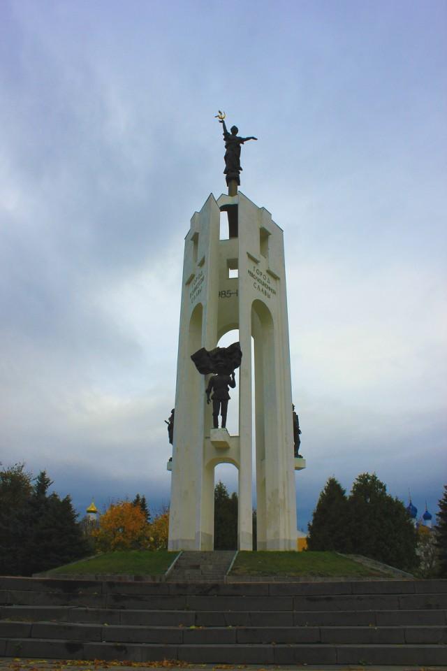 Монумент на Покровской горе