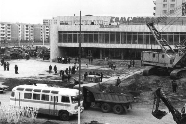 Волгодонск в советское время