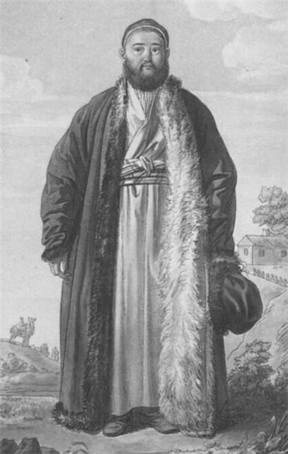 Томский татарин