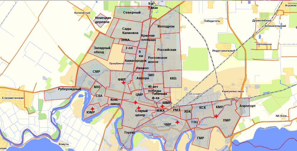 c9904c302bed2 Город Краснодар: климат, экология, районы, экономика, криминал и ...