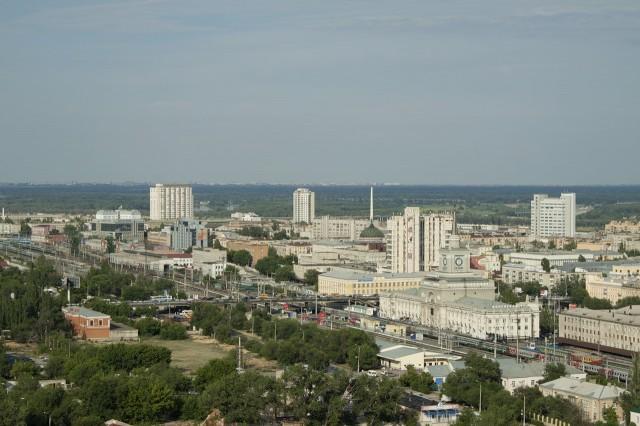 Центр Волгограда