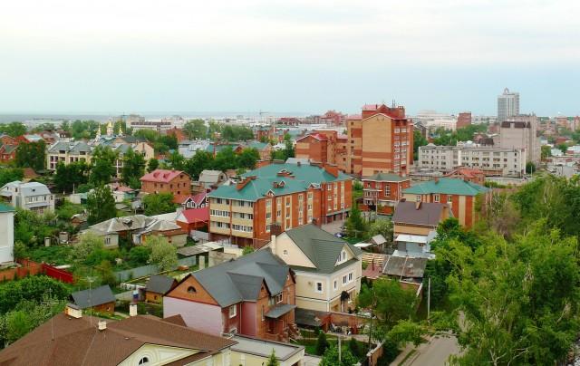 Ульяновск. Центр