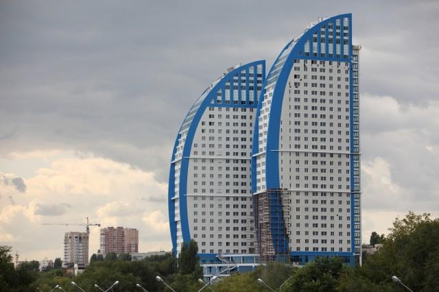 Новостройки Ворошиловского района