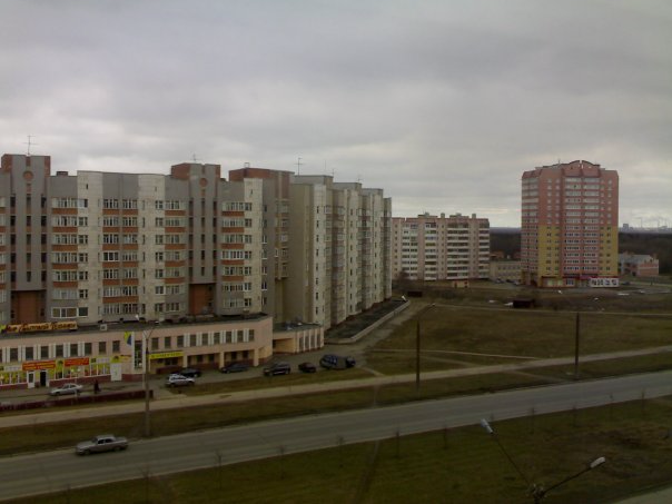 Зашекснинский район Череповца