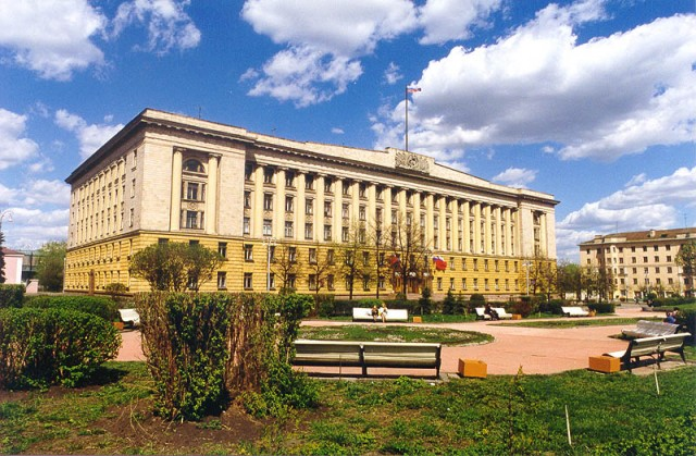 Здание областного Правительства
