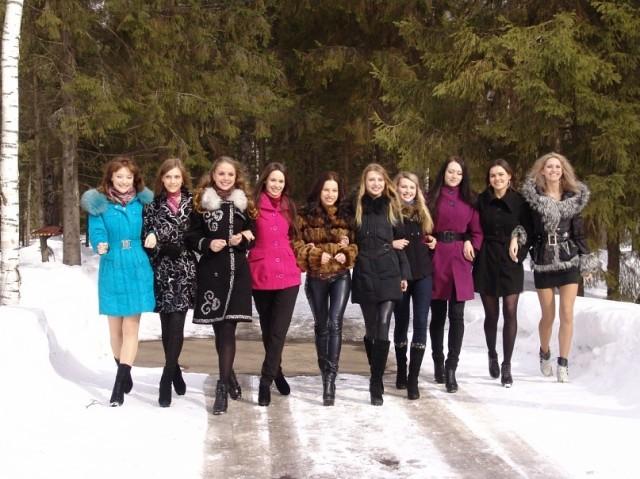 Самые красивые девушке - в Костроме!