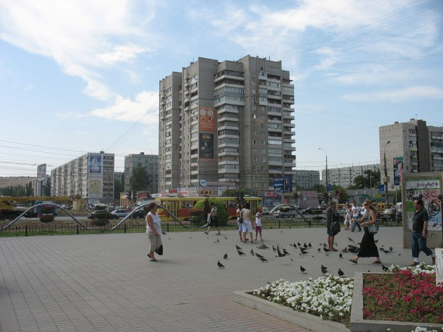 Красноармейский район Волгограда