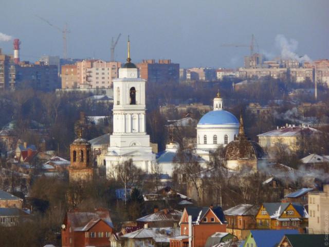 Слобода, район вокруг Владычного монастыря