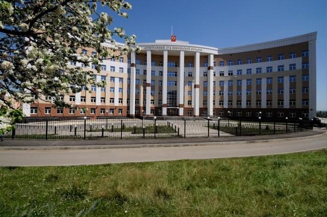 Здание Арбитражного Суда в Пензе