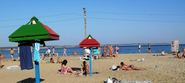 Центральный пляж Ульяновска