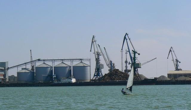 Волгодонский речной порт