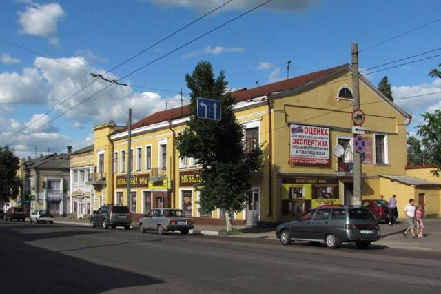 Улица Брянска