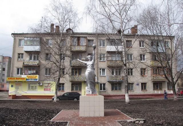 Володарский район Брянска