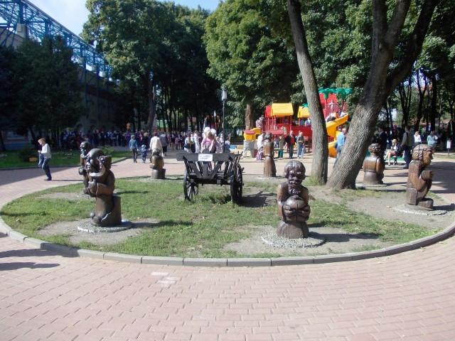Парк А.К. Толстого в Брянске