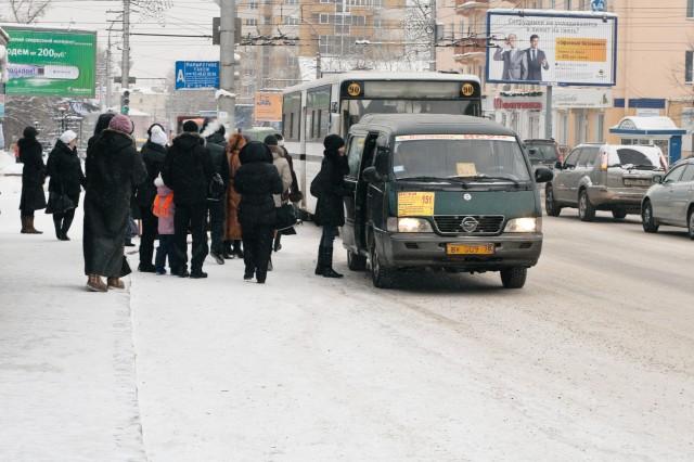 Иркутская маршрутка