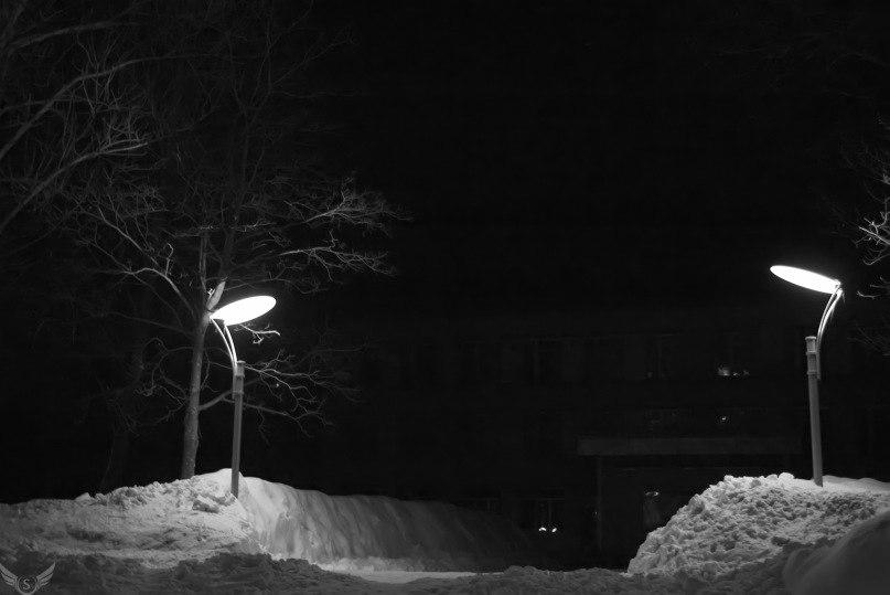 Улица города Сосновый бор
