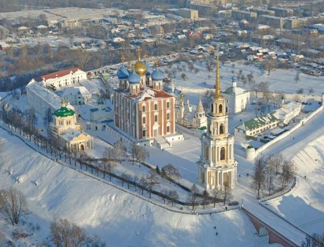 Рязань. Кремль