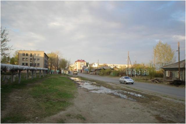 Восточный район, ул.Достоевского