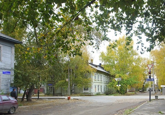Район Лесозавод