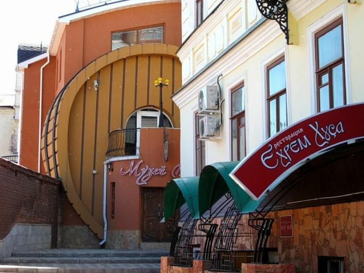 Музей национальной чувашской кухни - ресторация «Ехрем Хузя»