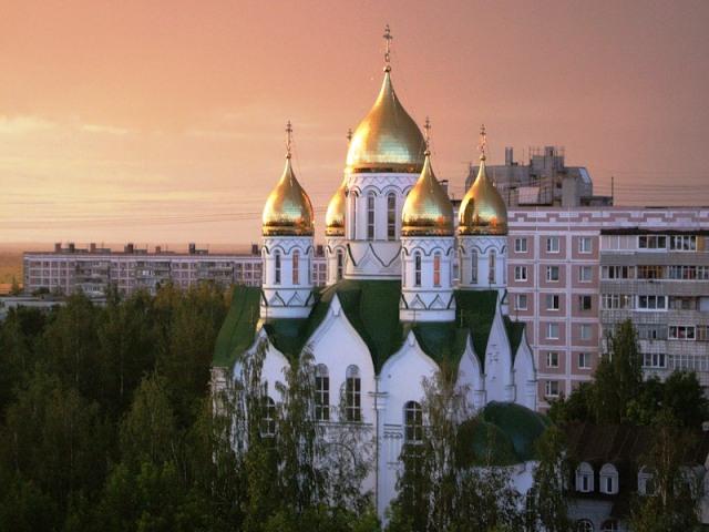 Рязань - Город Рязань - достопримечательности, история, карта города, фото