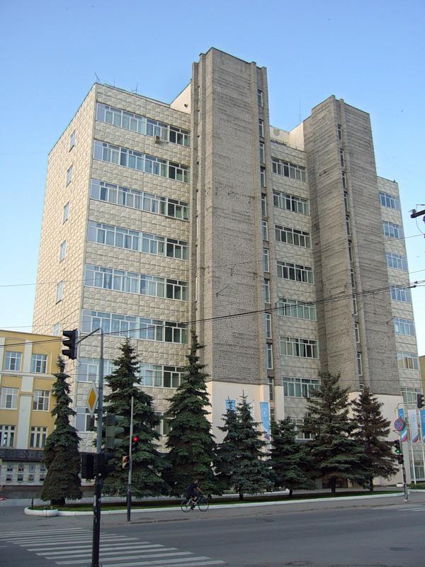 Корпус Приборного завода