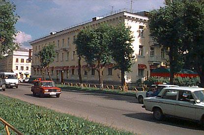 Улица Спасская 100 лет спустя стала Советской