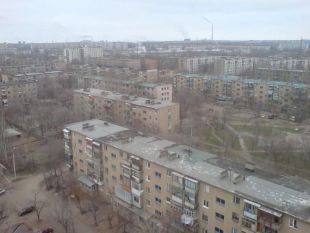 Хрущевки старой части города