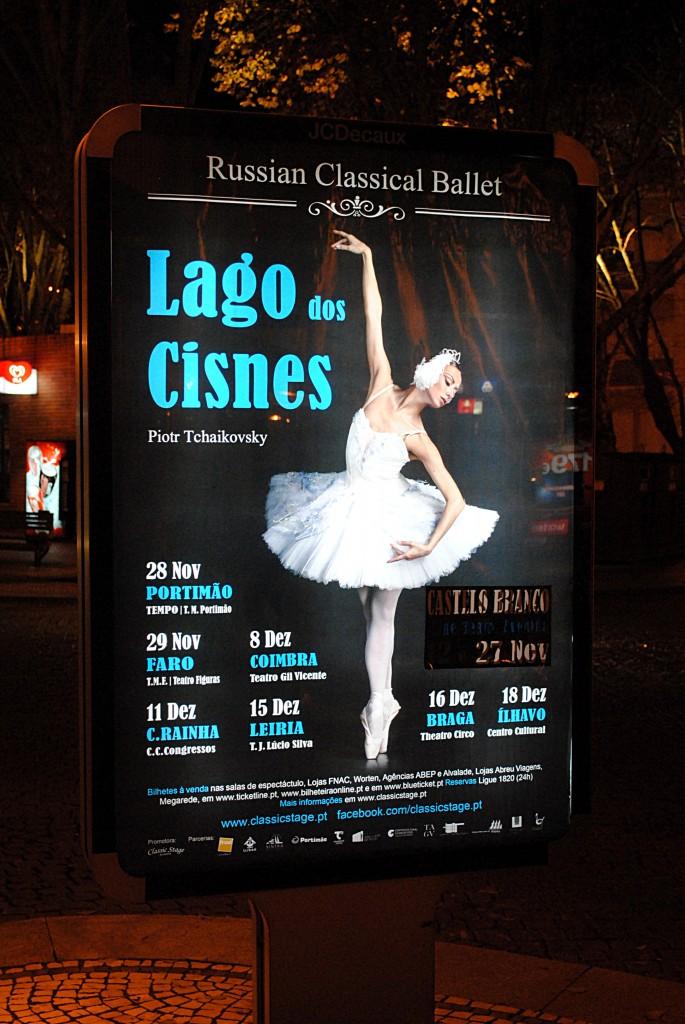 Португальцы с удовольствием приобщаются к русской классической культуре
