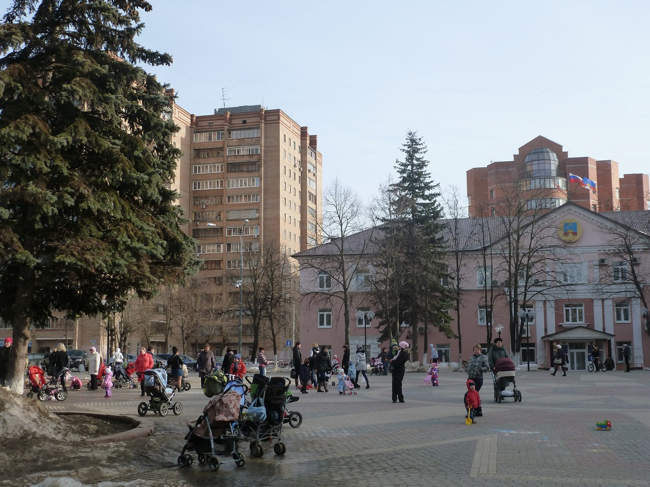 Экология г железнодорожный московской области доклад 4490