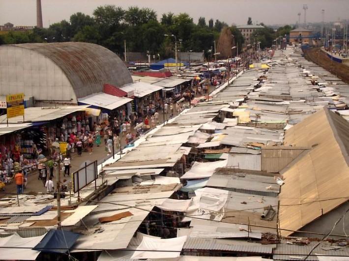 Кировский рынок Самары