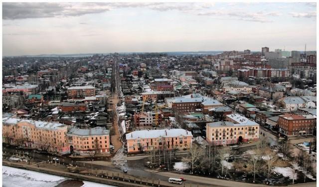 Центральный район Воткинска
