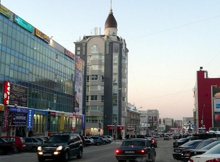 Деловой центр Перми