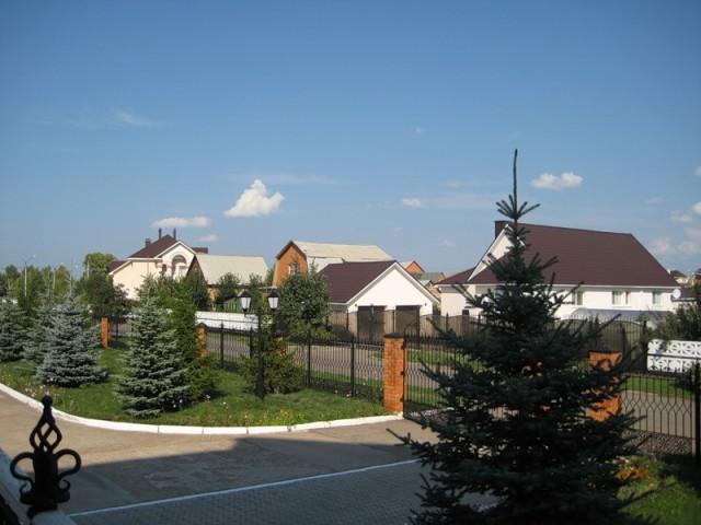 Дома в поселке Желанном