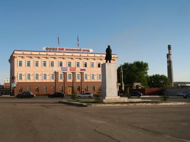 Проходная Воткинского завода