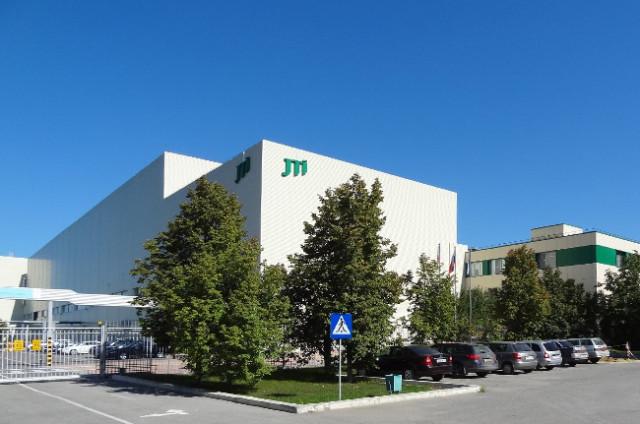 Производственный корпус JTI-Елец