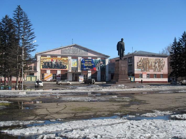 Рубцовск. Дворец культуры тракторостроителей