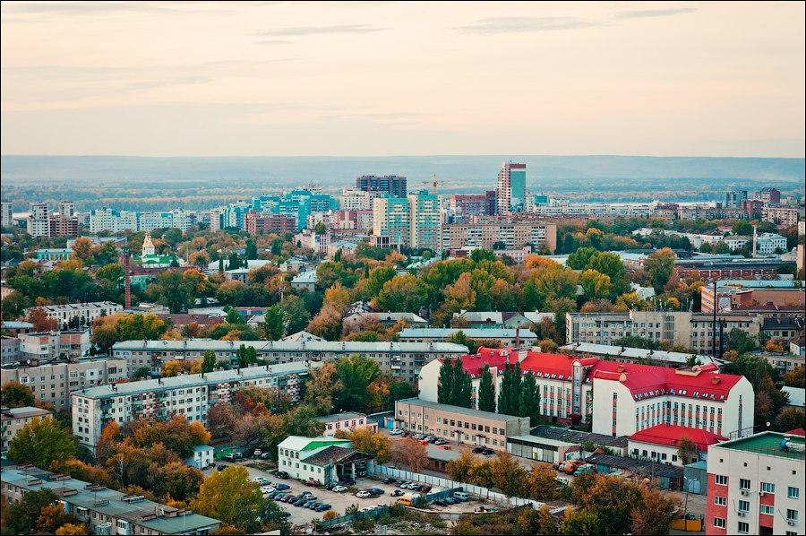 Самара какое место занимает в россии