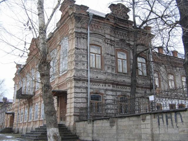 Старый город. Особняк Симонова