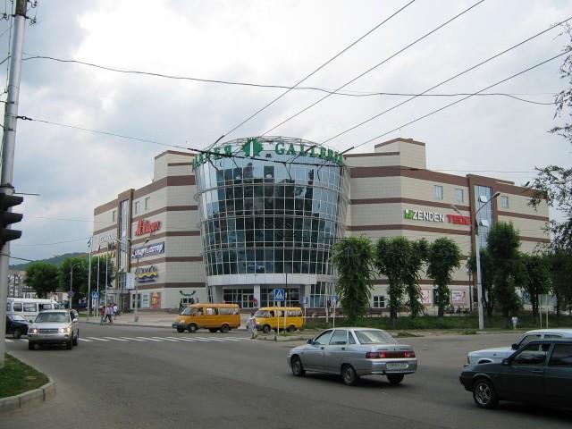 ТРК Галерея в Нальчике