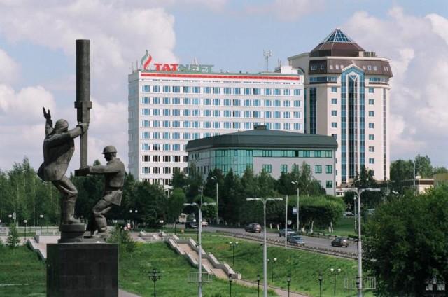 Здание Татнефти