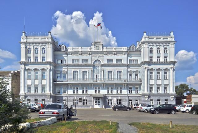 Здание администрации города Сарапул