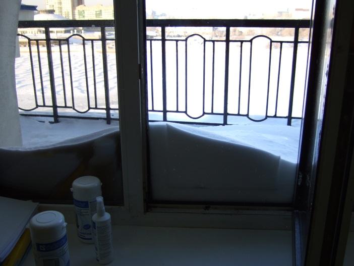 Вечный холод за окном