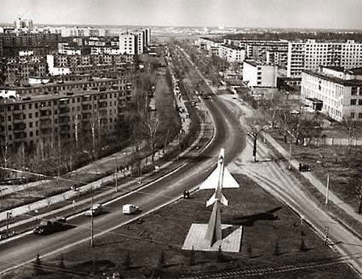 Старый Жуковский