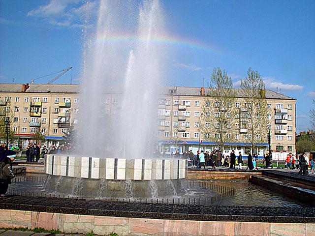 Центр Копейска