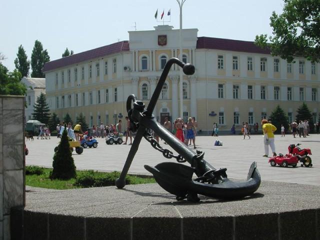 Центральная площадь Геленджика