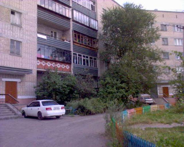 Поселок Бажово