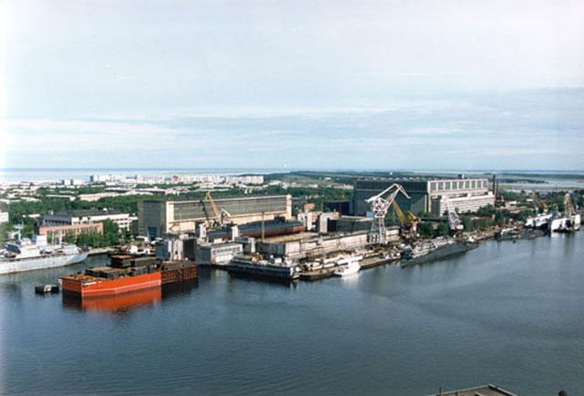Северодвинск: климат, экология, районы, экономика, криминал и ...