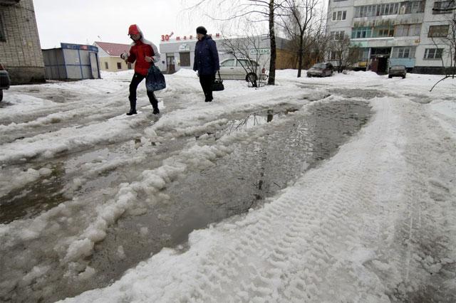 Наводнение в Завокзалье