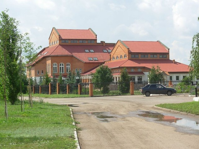Гостиница в Желанном